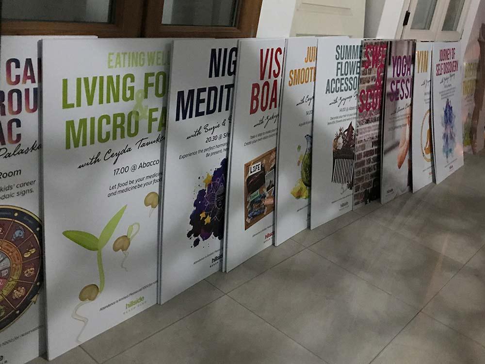 Poster Cutout ürünleri