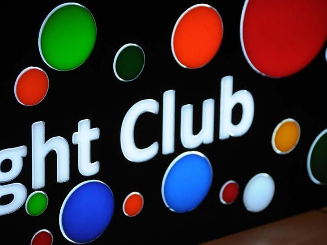 Işıklı tabela tasarımı